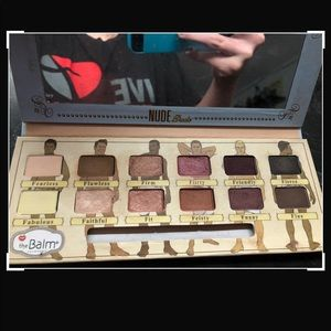 Nude dude the balm palette